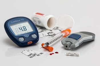 Equipment used by diabetics